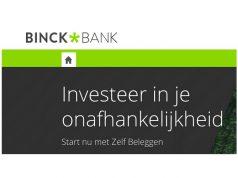 BinckBank stopt Bitcoin-futures in koelkast