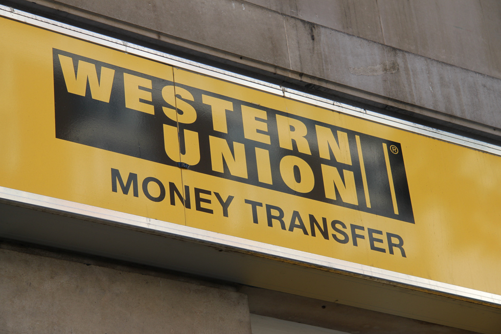 Western Union gaat Ripple testen