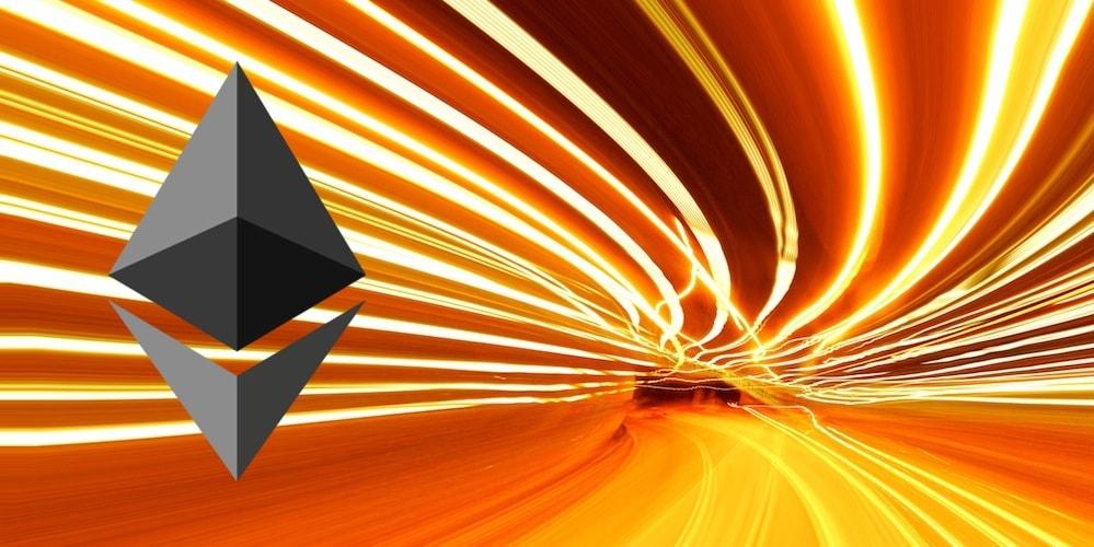 Ethereum schalen tot 500 transacties per seconde