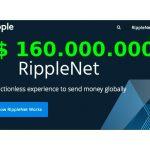 Ripple verkoopt kwartal 160 miljoen xrp-tokens
