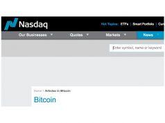 Gaat Nasdaq Bitcoin futures lanceren
