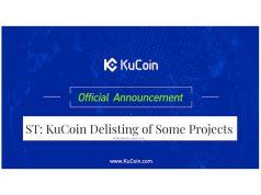 KuCoin exchange verwijdert een 10tal tokens