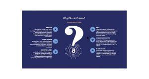 Bitcoin Private vernietigt shielded coins