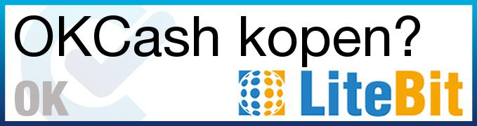 Wil je OKCash (OK) kopen? Kijk dan ook eens bij LiteBit!