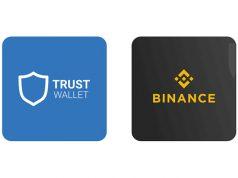 XRP toegevoegd aan Trust Wallet van Binance