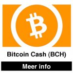 Bitcoin Cash BCH en cryptocurrencies bekijk je op cryptobeginner.nl