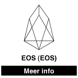 EOS EOS en cryptocurrencies bekijk je op cryptobeginner.nl
