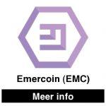Emercoin EMC en cryptocurrencies bekijk je op cryptobeginner.nl