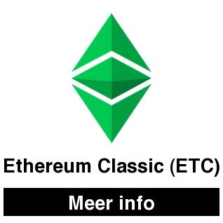 Ethereum Classic ETC en cryptocurrencies bekijk je op cryptobeginner.nl
