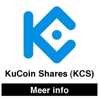 KuCoin Shares KCS en cryptocurrencies bekijk je op cryptobeginner.nl