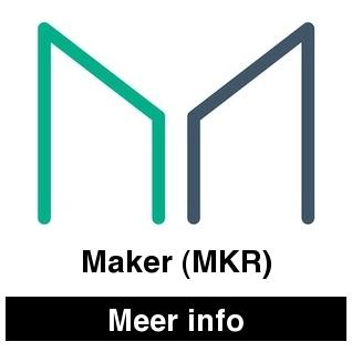 Maker MKR en cryptocurrencies bekijk je op cryptobeginner.nl
