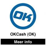 OKCash OK en cryptocurrencies bekijk je op cryptobeginner.nl