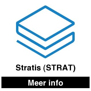 Stratis STRAT en cryptocurrencies bekijk je op cryptobeginner.nl