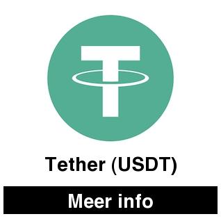 Tether USDT en cryptocurrencies bekijk je op cryptobeginner.nl