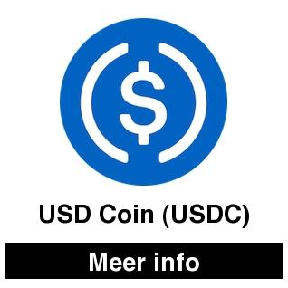 USD Coin USDC en cryptocurrencies bekijk je op cryptobeginner.nl