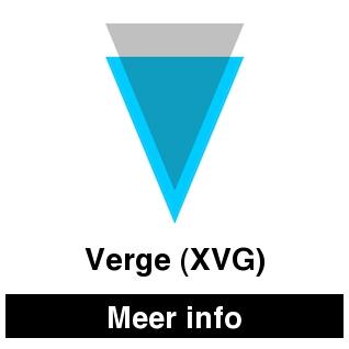 Verge XVG en cryptocurrencies bekijk je op cryptobeginner.nl