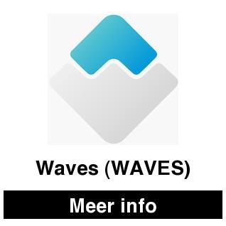Waves WAVES en cryptocurrencies bekijk je op cryptobeginner.nl