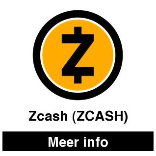 Zcash ZCASH en cryptocurrencies bekijk je op cryptobeginner.nl