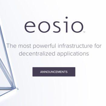 EOS realiseert recordvolume transacties