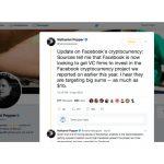 Facebook wil voor 'Facebook coin' 1 miljard ophalen