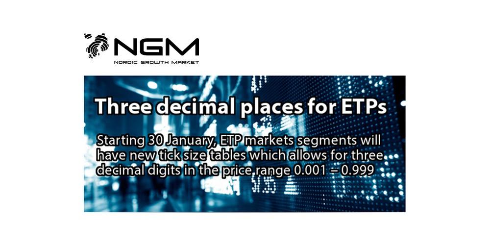 Nordic Growth Market lanceert XRP en Litecoin ETP