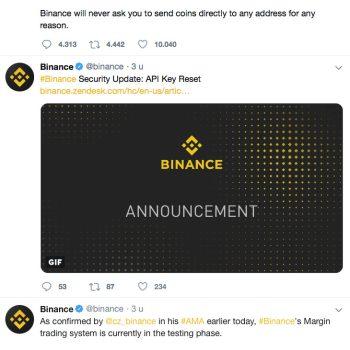 Wat doet BNB-token na de Binance hack?
