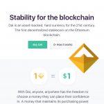 Coinbase lanceert handel in DAI-tokens