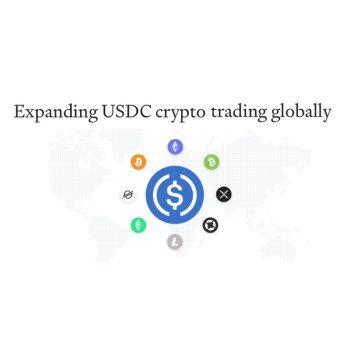 Coinbase lanceert handel met USDC-token in 85 landen wereldwijd