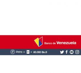Banco de Venezuela verplicht om de Petro coin te accepteren